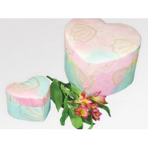 Pastel Unity Earthurn (Mini) - Environmentally Friendly and Green funeral products